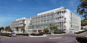 Marin General Hospital Project LEED Silver