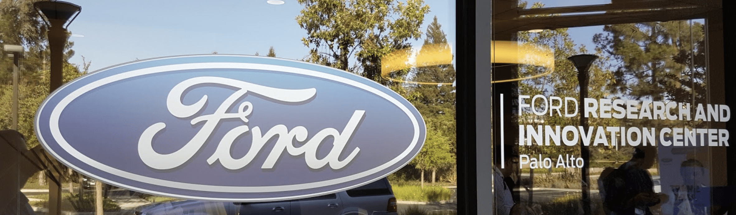 Driving Innovation in Silicon Valley,  Ford Research Lab