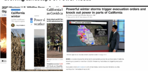 California as many power challenges